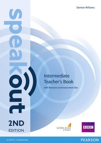 SPEAKOUT  INTERMADIATE   2nd ED Teacher's Resource Book+Assessment Disc