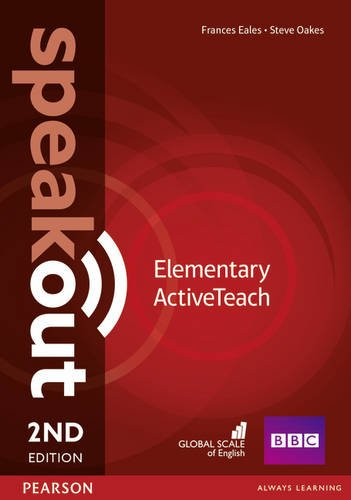 SPEAKOUT ELEMENTARY 2nd ED Active Teach