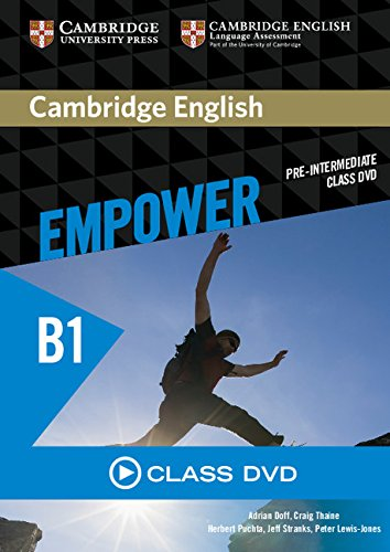 CAMBRIDGE ENGLISH EMPOWER PRE-INTERMEDIATE DVD