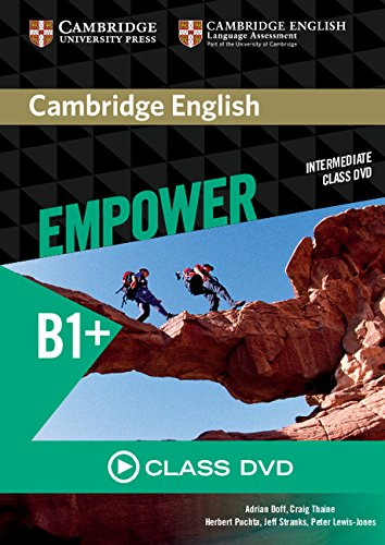 CAMBRIDGE ENGLISH EMPOWER INTERMEDIATE DVD
