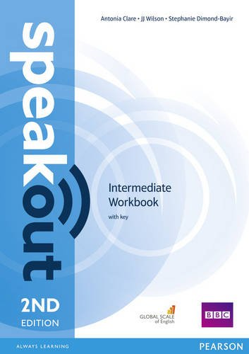 SPEAKOUT  INTERMEDIATE 2nd ED Workbook  with answers