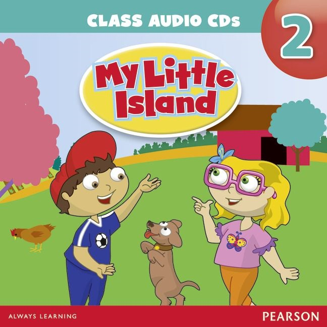 MY LITTLE ISLAND 2 Audio CD  (x2)