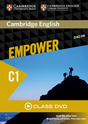 CAMBRIDGE ENGLISH EMPOWER ADVANCED  DVD