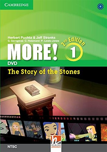 MORE! 1 2nd ED DVD