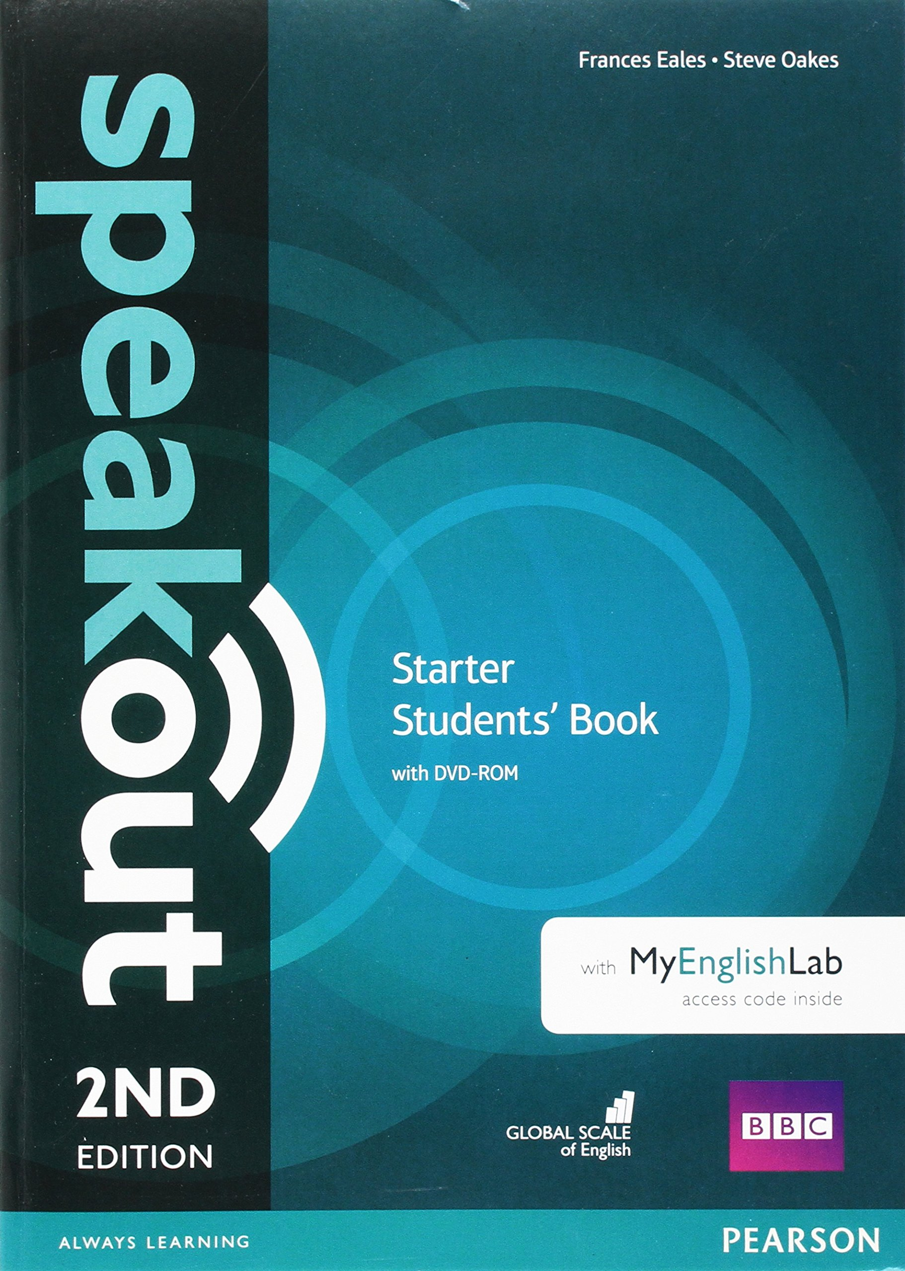 SPEAKOUT  STARTER 2nd ED Student's  Book+ DVD-ROM + Accesscode pack