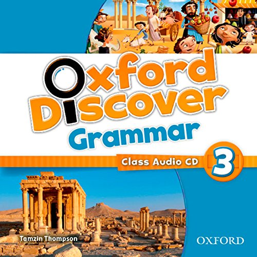 OXFORD DISCOVER 3 Grammar Audio CD