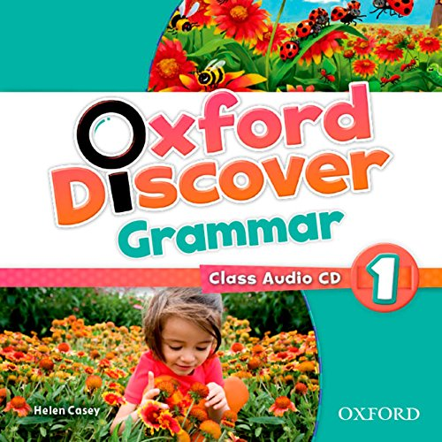 OXFORD DISCOVER 1 Grammar Audio CD