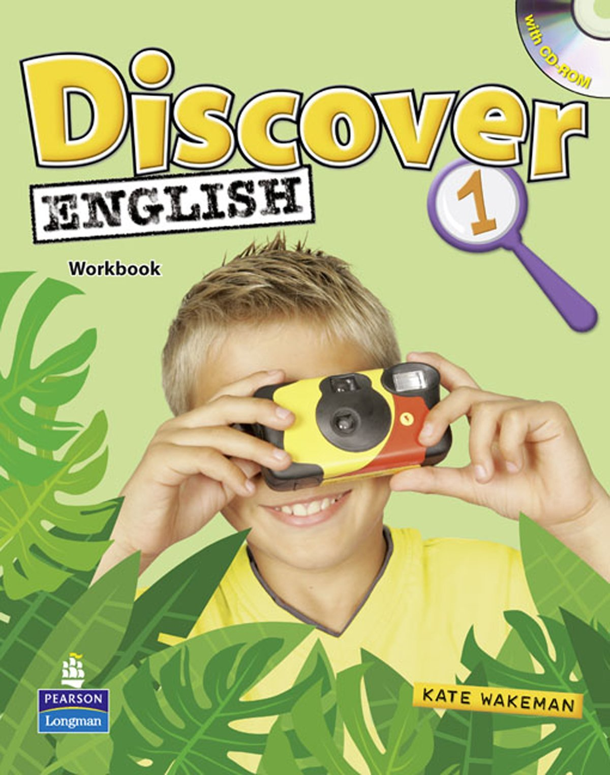DISCOVER ENGLISH GLOBAL 1 Activity Book + MultiROM