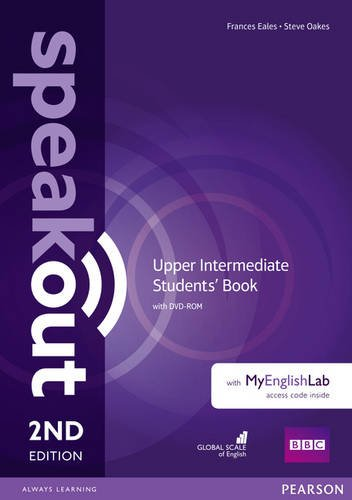 SPEAKOUT  UPPER-INTERMEDIATE 2nd ED Student's  Book+ DVD-ROM + Accesscode pack