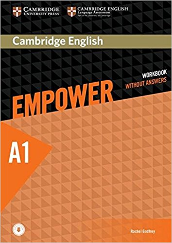 CAMBRIDGE ENGLISH EMPOWER STARTER Workbook without answers + Downloadable Audio