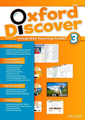 OXFORD DISCOVER 3 Itegrated Teaching Toolkit