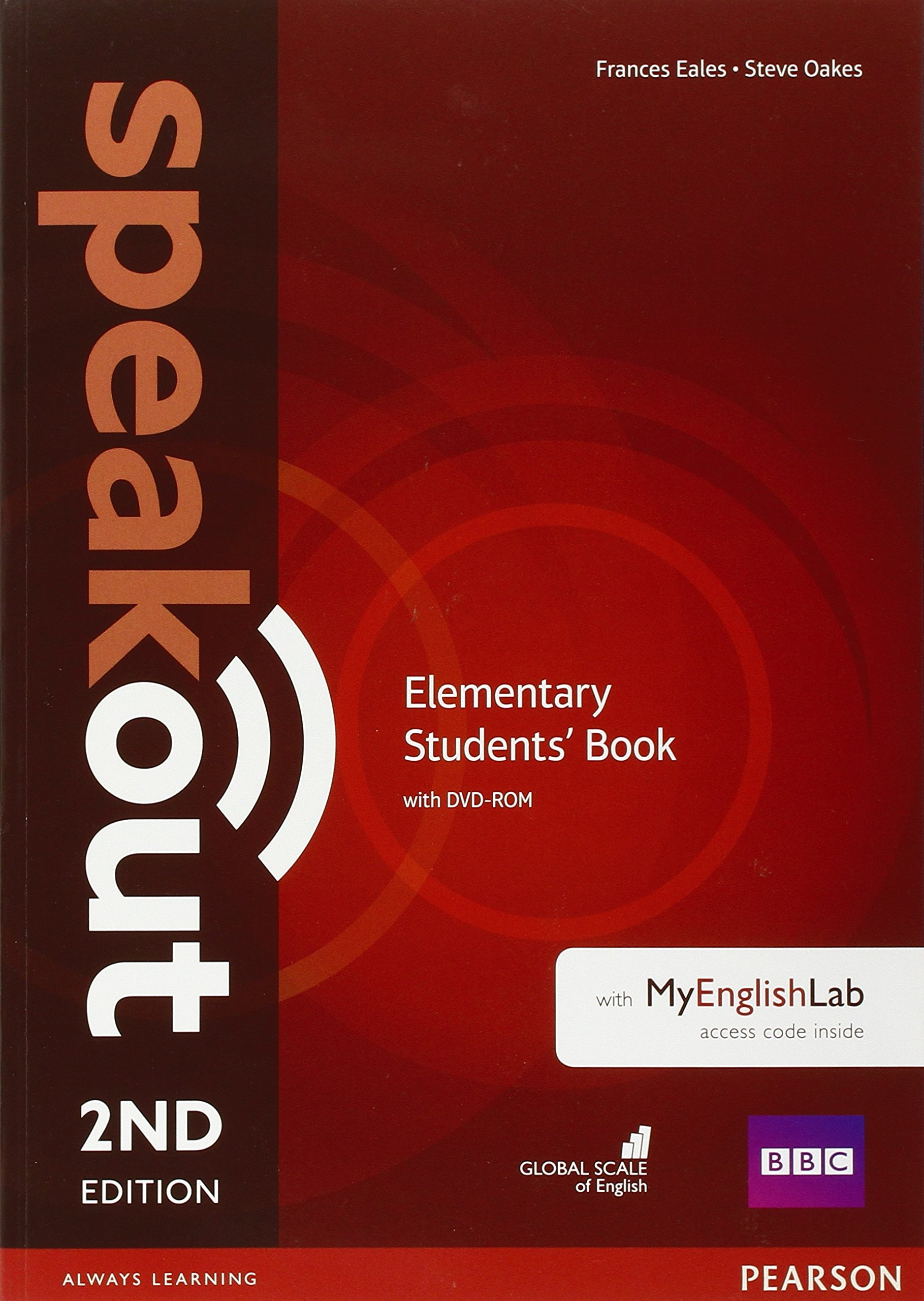 SPEAKOUT  ELEMENTARY 2nd ED Student's  Book+ DVD-ROM + Access Code Pack