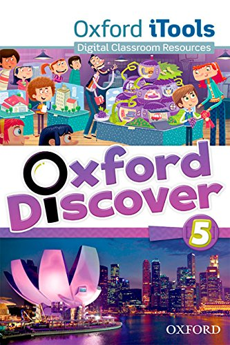 OXFORD DISCOVER 5 Itools