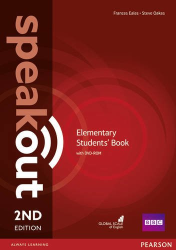 SPEAKOUT  ELEMENTARY 2nd ED Student's  Book+ DVD-ROM