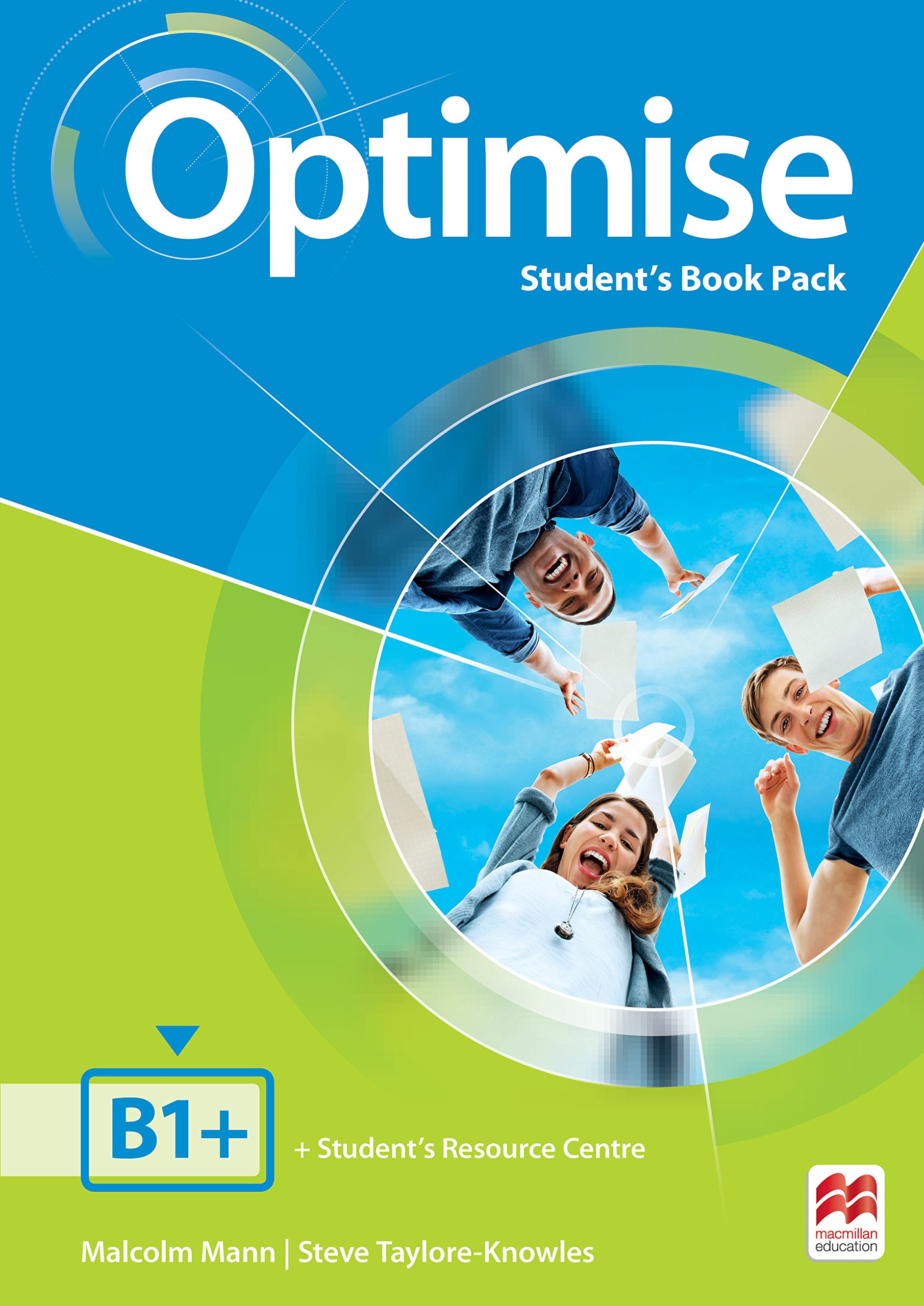 OPTIMISE B1+ Student's Book Pack