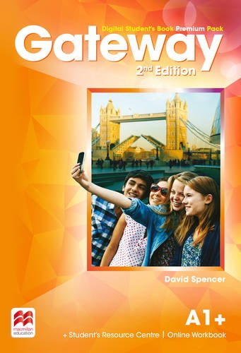 GATEWAY 2nd ED  A1+ Digital Student's Book Premium Pack