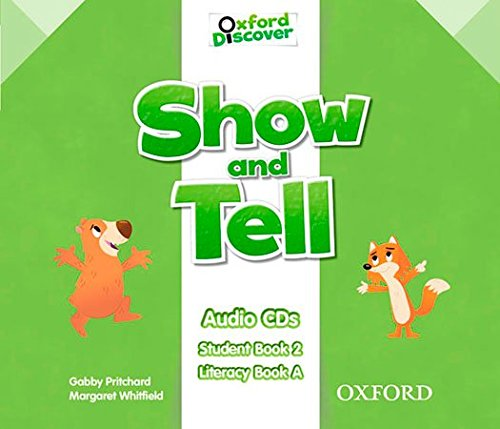SHOW AND TELL 2 Class Audio CD