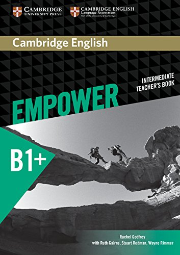 CAMBRIDGE ENGLISH EMPOWER INTERMEDIATE Teacher`s Book