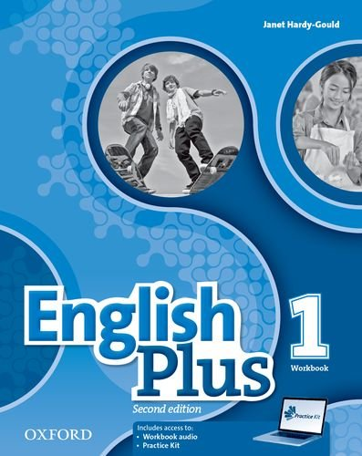 ENGLISH PLUS1 2ED Workbook with Practice Kit Access