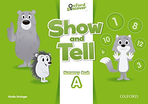 SHOW AND TELL 2 Numeracy Book