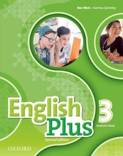 ENGLISH PLUS 3 2ED Student's Book
