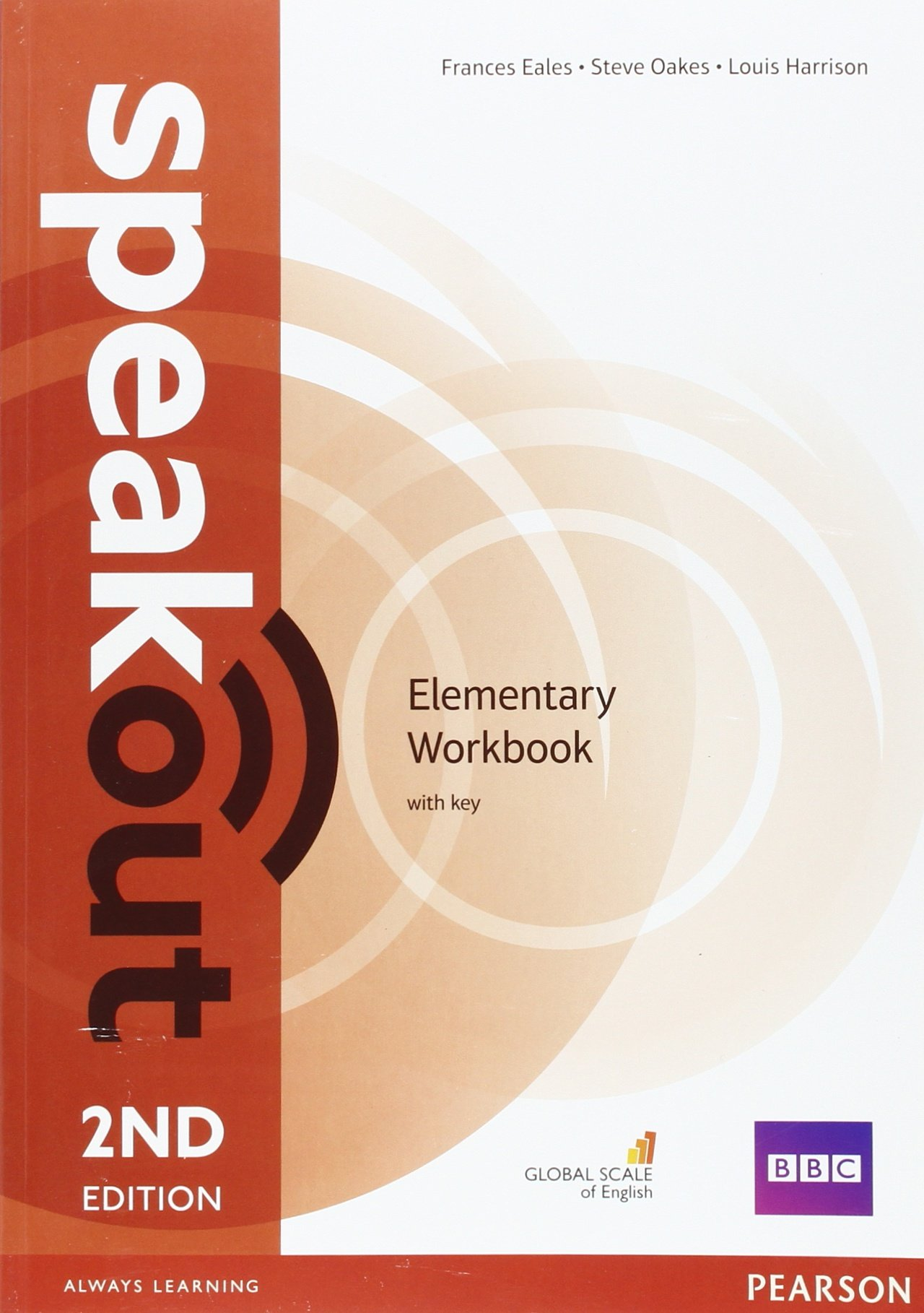 SPEAKOUT  ELEMENTARY 2nd ED Workbook  with answers
