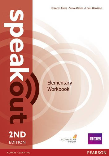 SPEAKOUT  ELEMENTARY 2nd ED Workbook  without answers