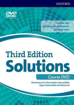 SOLUTIONS ALL LEVELS 3rd ED DVD