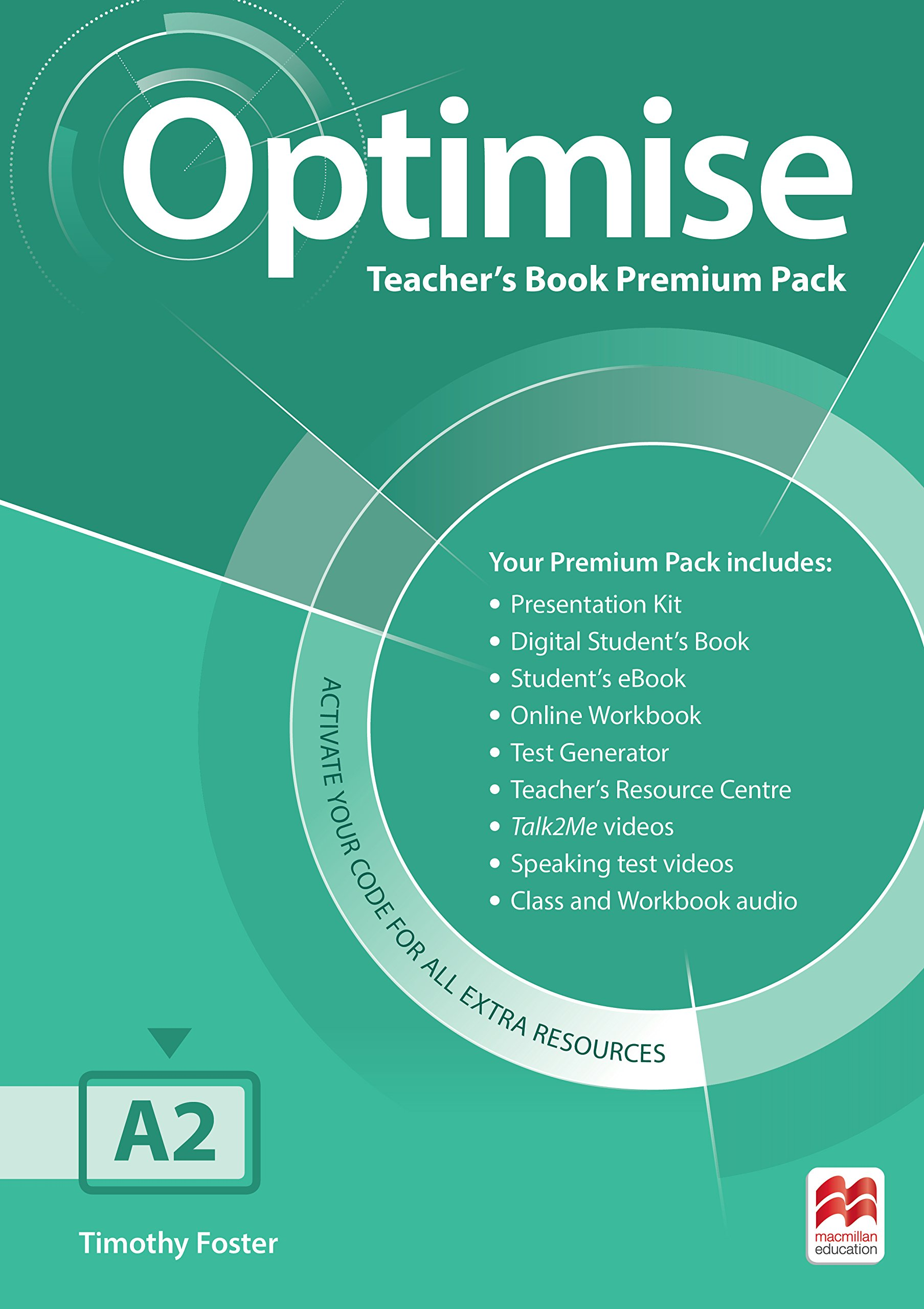 OPTIMISE A2 Teacher's Book Premium Pack
