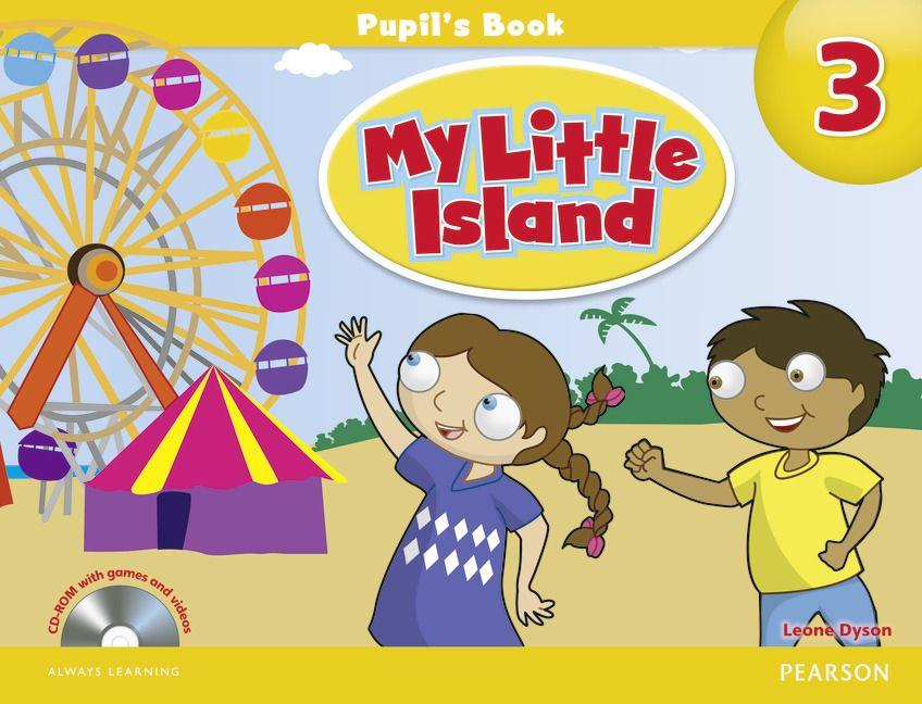 MY LITTLE ISLAND 3 Students Book + CD-ROM
