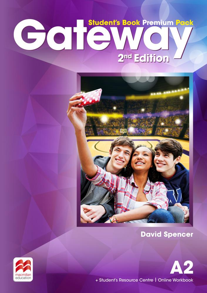 GATEWAY 2nd ED A2 Student's Book Premium Pack