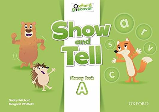 SHOW AND TELL 2 Literacy Book