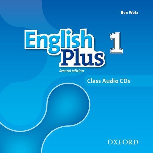 ENGLISH PLUS 1 2ED Class Audio CD (x3)