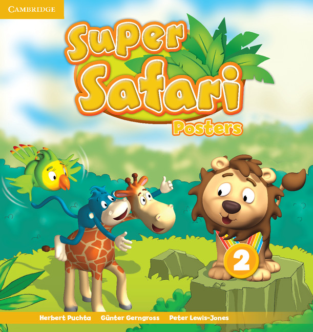 SUPER SAFARI 2 Posters