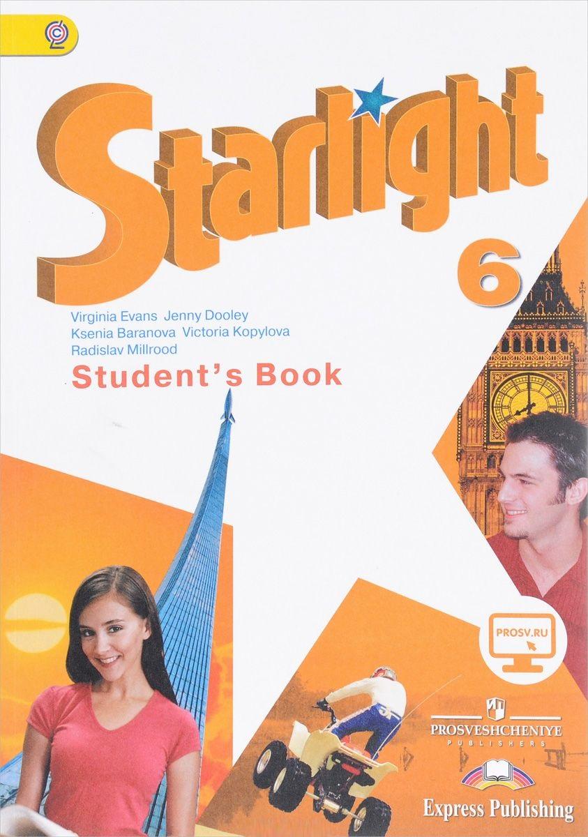 английский язык виргиния 6 класс учебник старлайт