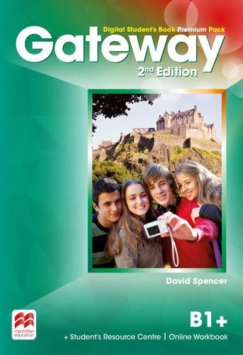 GATEWAY 2nd ED B1+  Digital Student's Book Premium Pack