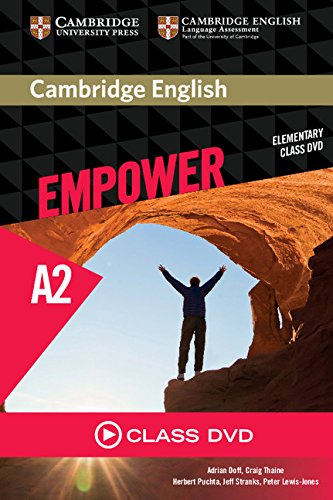 CAMBRIDGE ENGLISH EMPOWER ELEMENTARY DVD