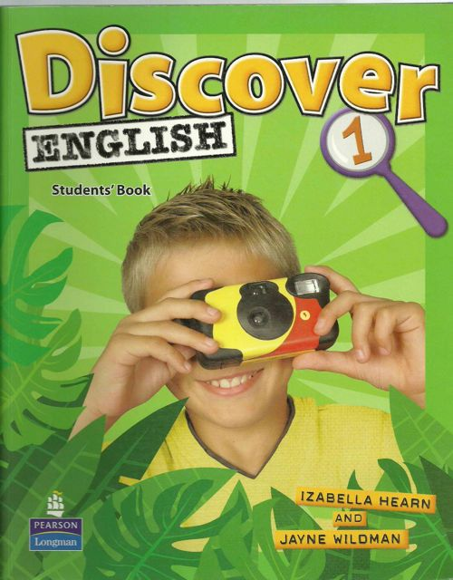 DISCOVER ENGLISH GLOBAL 1 Student's Book