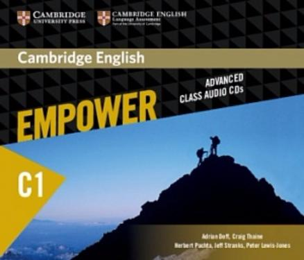 CAMBRIDGE ENGLISH EMPOWER ADVANCED Audio CD