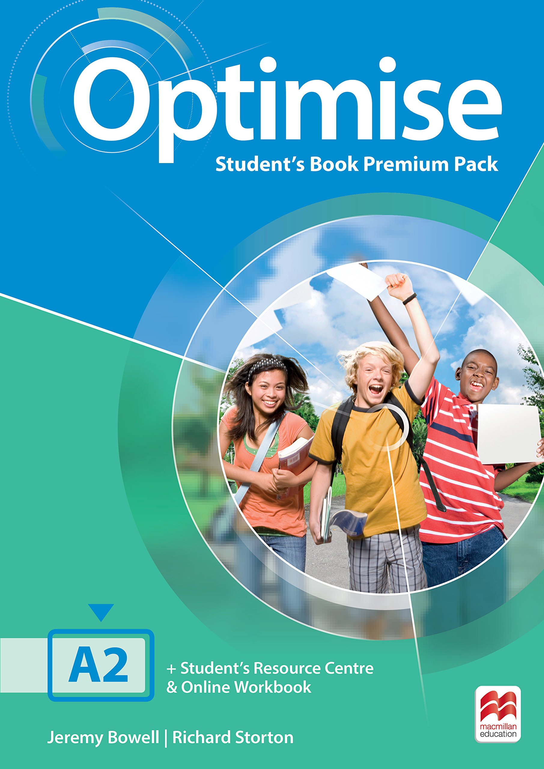 OPTIMISE A2 Student's Book Premium Pack