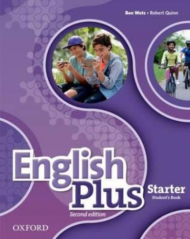 ENGLISH PLUS STARTER 2ED Student's Book