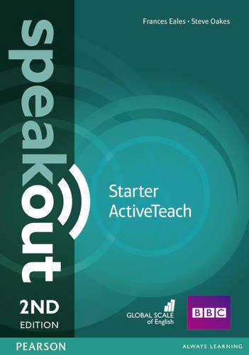 SPEAKOUT STARTER 2nd ED Active Teach