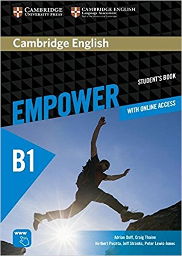 CAMBRIDGE ENGLISH EMPOWER PRE-INTERMEDIATE Student's Book+Online Workbook