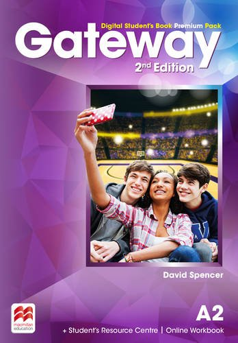 GATEWAY 2nd ED A2 Digital Student's Book Premium Pack