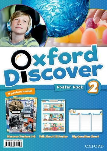 OXFORD DISCOVER 2 Posters