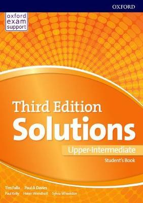 SOLUTIONS UPPER-INTERMEDIATE 3rd ED Student's Book