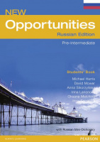 NEW OPPORTUNITIES PRE-INTERMEDIATE RUSSIAN EDITION