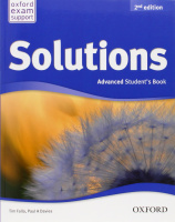 SOLUTIONS ADVANCED 2ND EDITION
