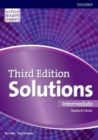 SOLUTIONS INTERMEDIATE 3RD EDITION