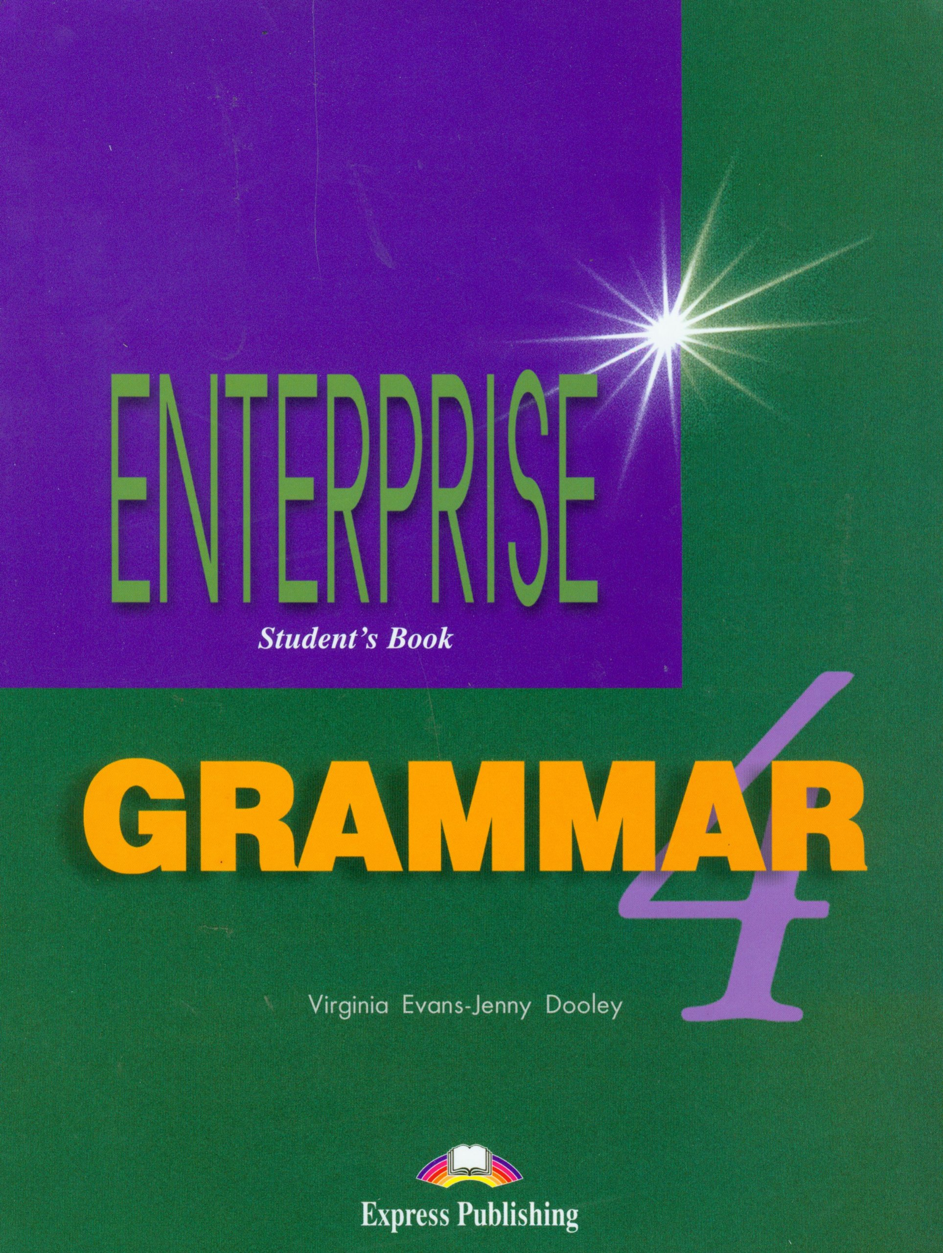 ENTERPRISE 4 Grammar Student's Book